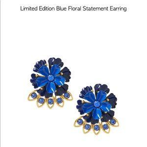 Elizabeth Cole x Banana Republic Flower Earrings